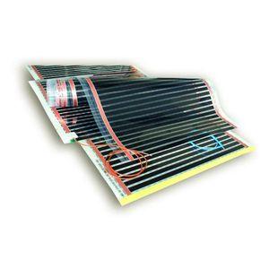 PLANCHER CHAUFFANT Plancher chauffant électrique ECOFILM SET 130W/m²