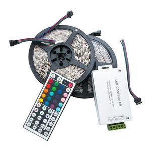 BANDE - RUBAN LED 20M Ceinture Lumieres 600 Led RVB 5050 SMD,imperme