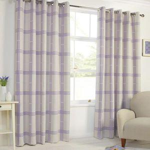 RIDEAU Tony's Textiles - Paire de rideaux thermiques occu