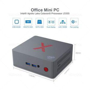 UNITÉ CENTRALE  Beelink BT3-X Mini PC Windows 10, Ordinateur de Bu