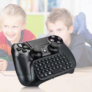 PAVÉ NUMÉRIQUE 3.5mm Plug noir mini sans fil Chatpad message clav