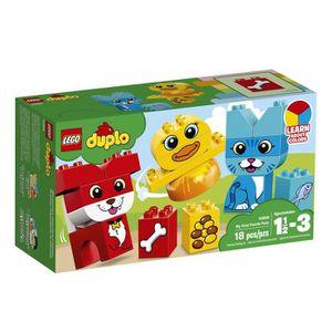 ASSEMBLAGE CONSTRUCTION Lego Royaume-Uni - 10858 Duplo Mon premier Puzzle
