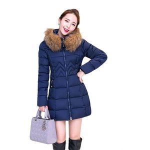 Vêtements Hiver Doudoune Épaississant Luxe En Femme Slim Uni Marque xUxwqS7nY