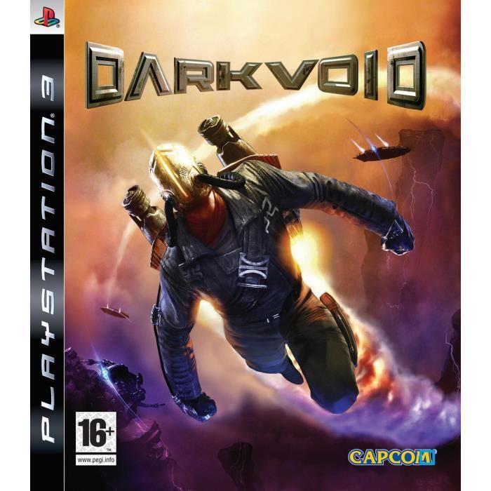 DARK VOID / JEU POUR CONSOLE PS3