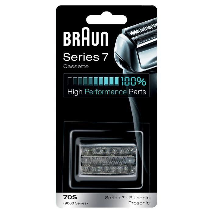 Pièce de rechange Cassette - BRAUN 70S Series 7/Pu