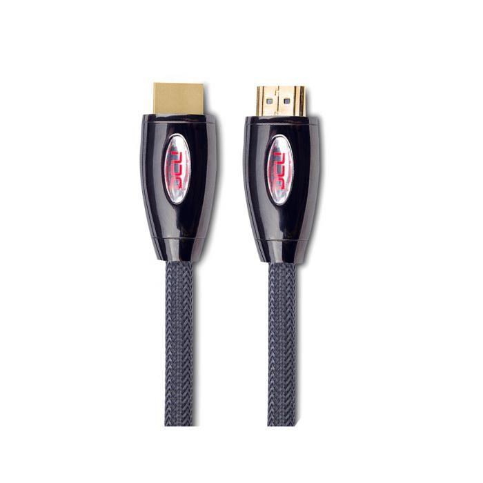 DCU TECNOLOGIC Câble A/V DCU - 2 m HDMI - Pour Périphérique audio/vidéo, PlayStation 3, HDTV, DVD, etc