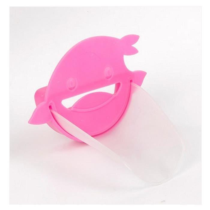 Faucet Extender pour tout-petits, enfants, bébés - enfants Cartoon forme animale Sink Poignée Extender, leur permet d'atteindre