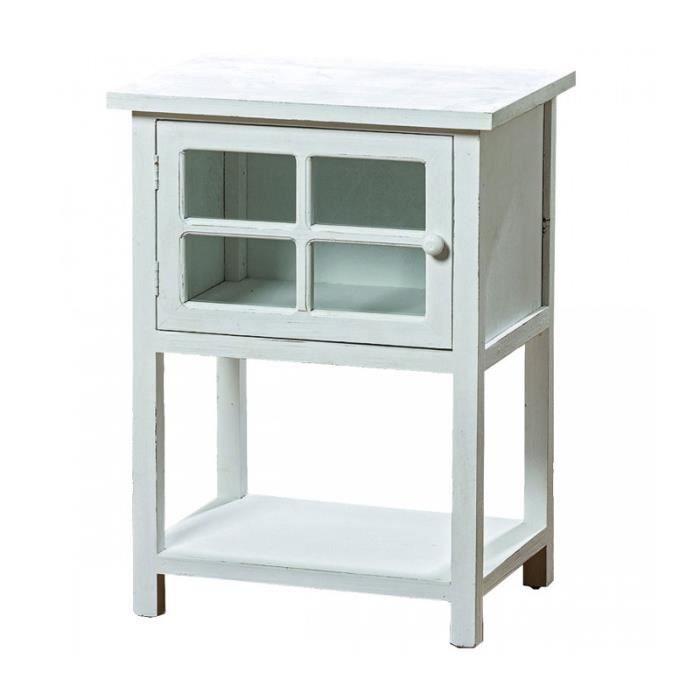 chevet hauteur 60 cm cheap table de nuit laqu blanc table de chevet hauteur cm with chevet. Black Bedroom Furniture Sets. Home Design Ideas