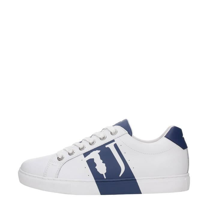 Trussardi Jeans Sneakers Homme BLACK, 45