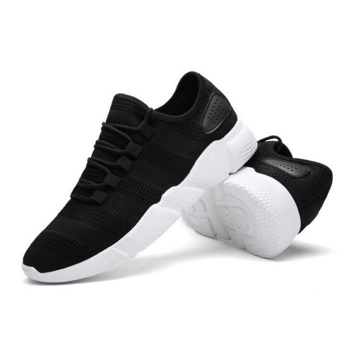Basket Homme Qualité Supérieure Chaussures De Sport Respirant Sneakers Ultra Léger Classique qqZ05uV