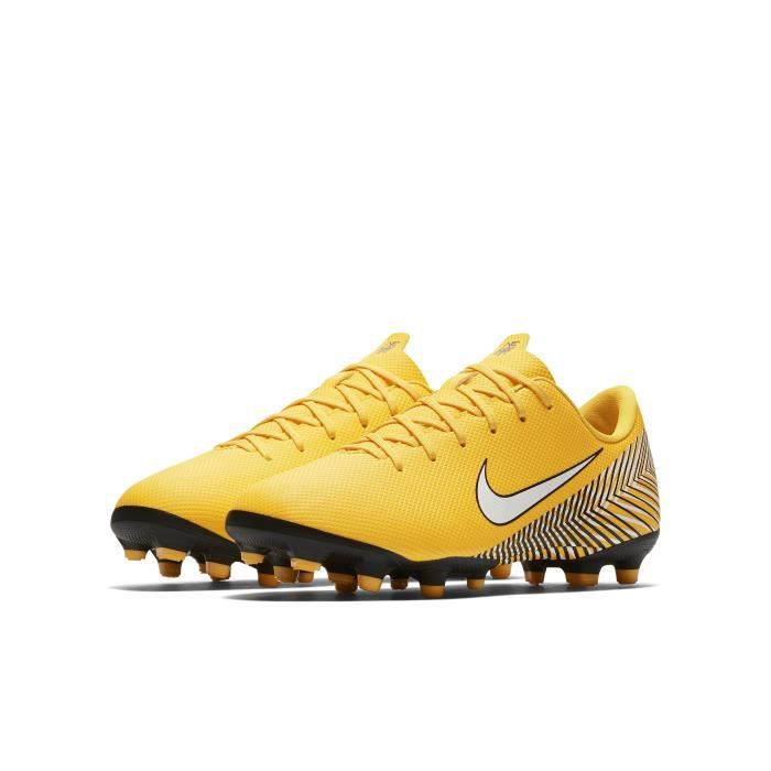 new arrival 52d38 86209 CHAUSSURES DE FOOTBALL Nike Jr. Mercurial Vapor XII Academy Neymar Jr MG,