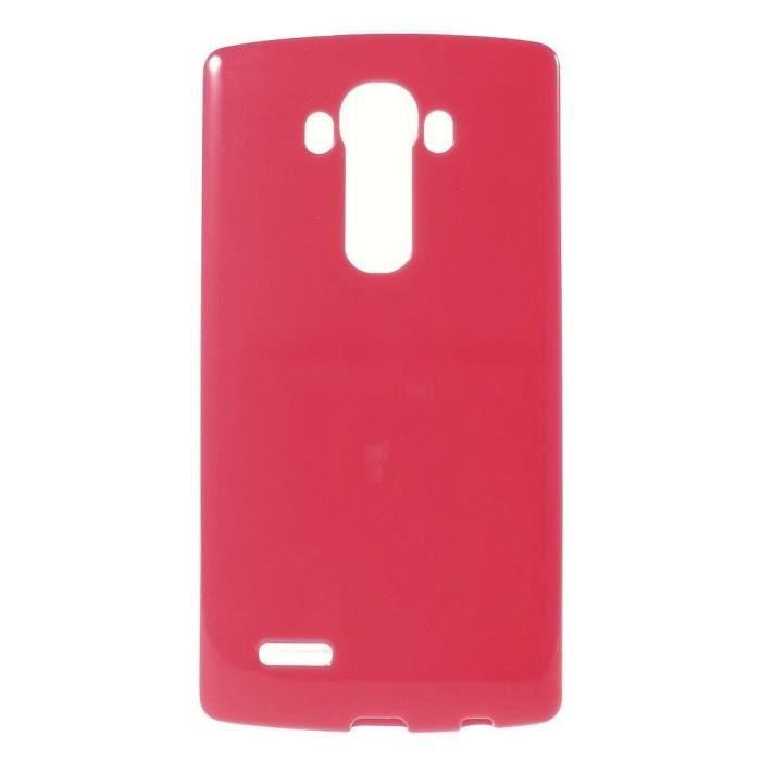 COQUE - BUMPER Coque LG G4 Gel, Fun, Protection Anti choc, Design