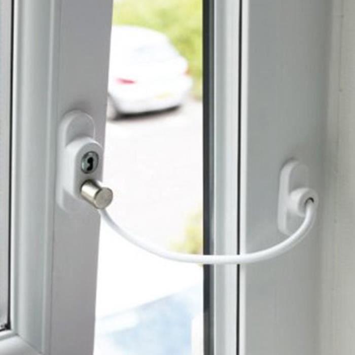 Fenêtre Fermeture Sécurité Verrouillage Enfant Fermeture Fenêtre