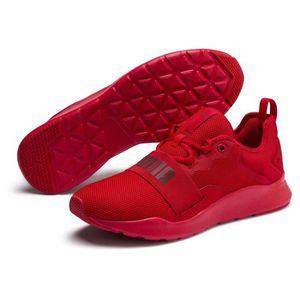 Chaussure de basket Puma Full Court 2 Hi Couleur rouge