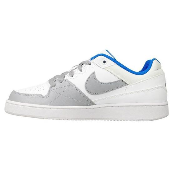 reputable site 87cc6 48297 Nike Priority Low Gs Chaussures de Sport Femme Blanc 653672 Blanc - Achat    Vente chaussures multisport - Cdiscount
