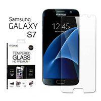 FILM PROTECT. TÉLÉPHONE Galaxy S7 Protecteur écran en verre trempé