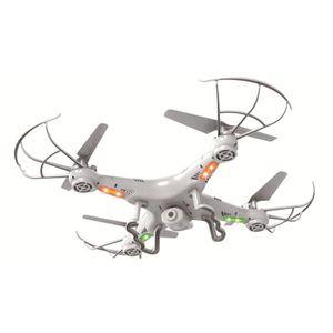 DRONE AKOR Drône altimètre - 4 hélices avec caméra 480 p