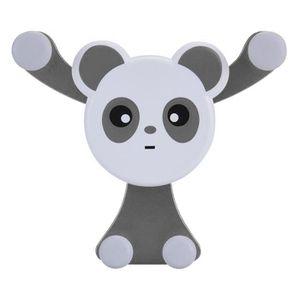 FIXATION - SUPPORT Panda voiture Téléphone Mont Holder grille d'aérat