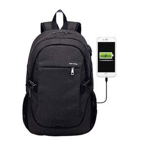 pretty nice 7e0e3 b3440 dedasing® Sac à dos pour ordinateur portable pour les hommes et la femme,  sac
