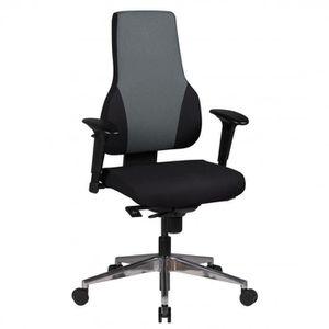 CHAISE DE BUREAU Chaise De Bureau Moderne En Tissu Avec Mcanisme 3