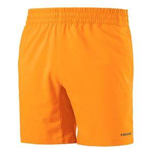 Orange Vente Sportswear Pas Shorts Achat Cher Sport Homme EHIYDW29