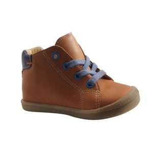 BOTTINE BABYBOTTE-FOOTING-BOTTILLON  LACAGE-CAMEL