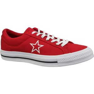 BASKET Converse One Star Ox 163378C baskets pour homme Ro