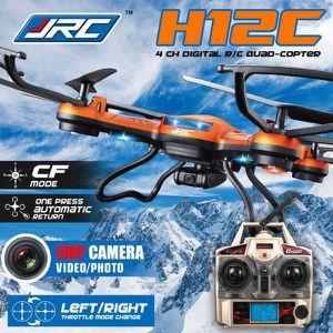 DRONE JJRC H12C Drone 2.4G 4CH RC Quadcopter avec caméra