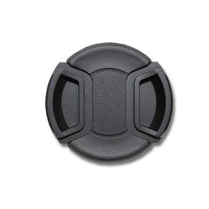 BOUCHON D'OBJECTIF Cache protecteur pour objectif Lens Cap 40,5mm 40,
