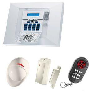 ALARME AUTONOME Visonic - Alarme maison NF&a2p PowerMax Pro Kit 1