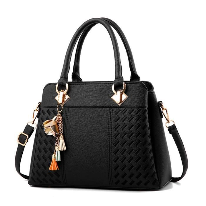 sac à main Sac Femme Femme Sweet Lady Mode Messenger Bag Sac à bandoulière-267