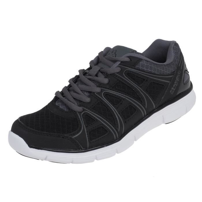 Chaussures mode ville Ulaker mesh noir