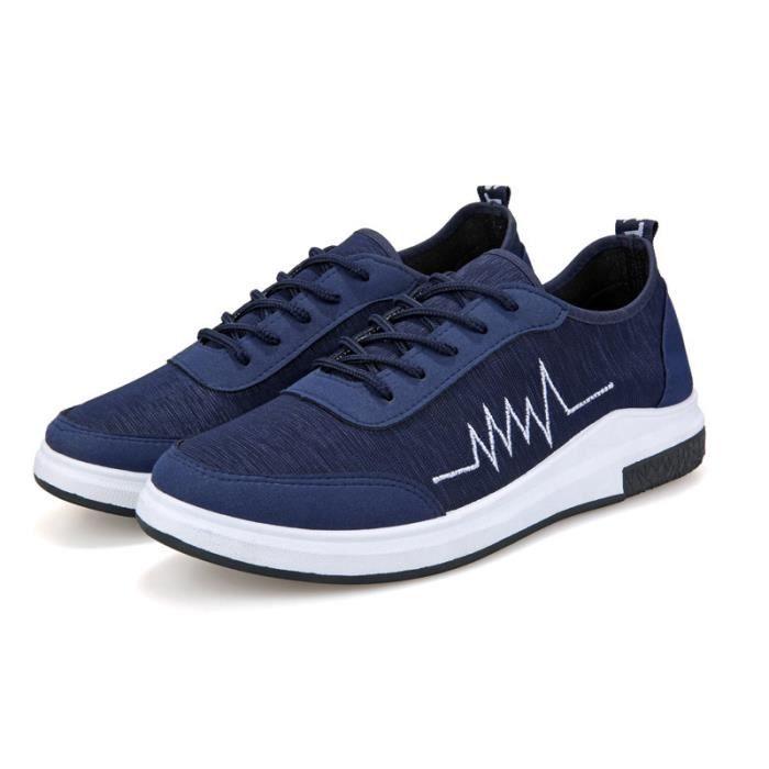 chaussures de Baskets mixte Homme sport qwTwECPXf