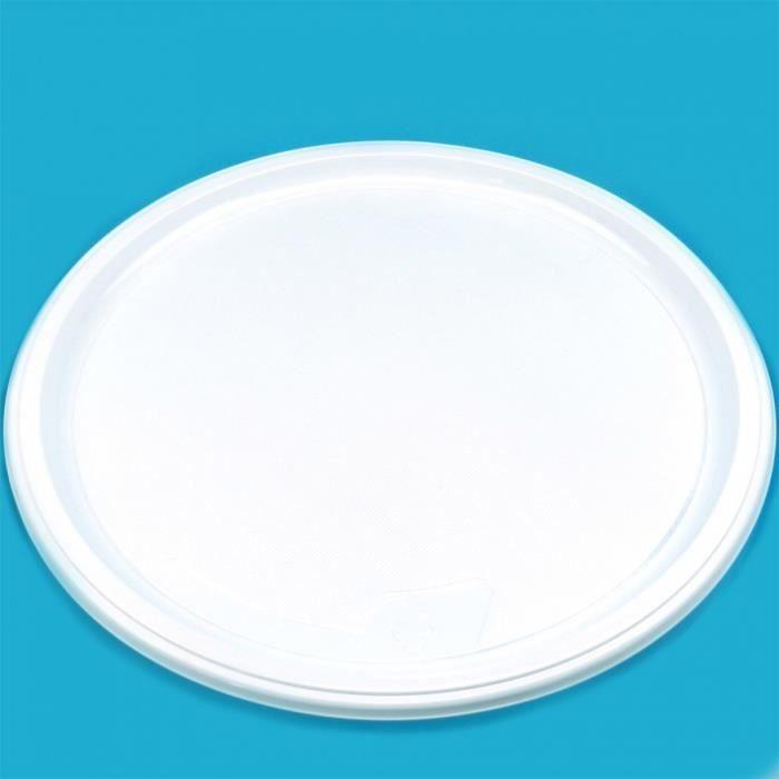 10 assiettes pizza jetables 32cm blanc achat vente assiette jetable soldes d s le 10. Black Bedroom Furniture Sets. Home Design Ideas