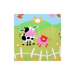 Housse de couette vaches achat vente housse de couette for Housse couette vache