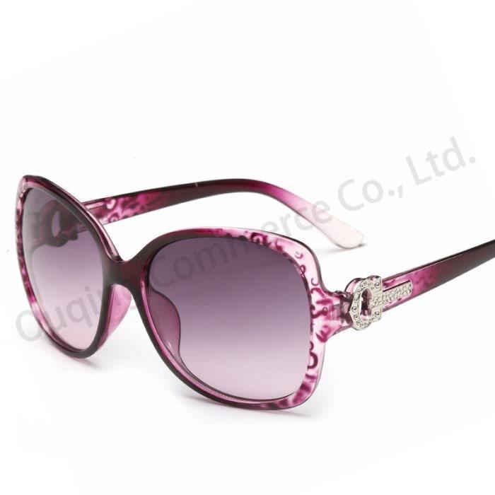 Retro femmes Lunettes de soleil t noir noirendance UV400 Lunettes Oculos De Sol Feminino Gafas