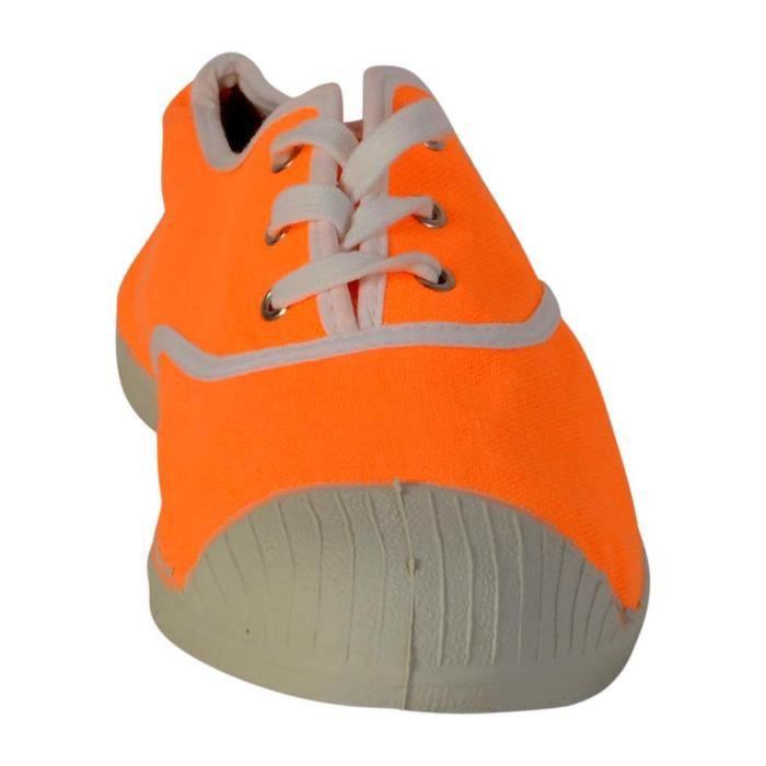 Lacet Charlie Neon Neon Wati Wati Fluo Lacet Fluo Orange B Basket Charlie Basket B qC6F4wH