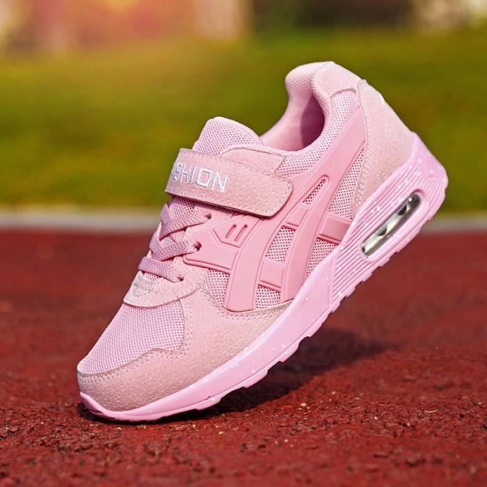 Sneakers Chaussures pour enfants avec Chaussures pour garçons Automne hiver Girls Sneakers Chaussures pour enfants