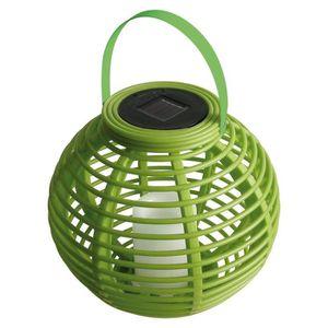 MUNDUS Lanterne colorée - ?22.5 cm - Vert