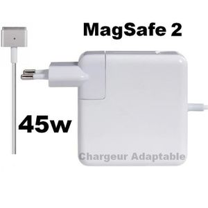 newest 187b3 13000 CHARGEUR - ADAPTATEUR Chargeur ADAPTABLE Macbook AIR 13 - A1369 - Magsaf