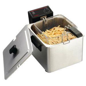 FRITEUSE ELECTRIQUE Friteuse à cuve unique 8 litres Caterlite