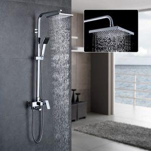 colonne de douche et bain avec robinetterie achat. Black Bedroom Furniture Sets. Home Design Ideas