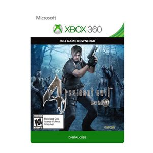 JEU XBOX 360 À TÉLÉCHARGER Resident Evil 4 Jeu Xbox 360 à télécharger