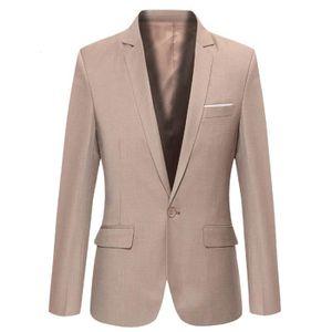 COSTUME - TAILLEUR Hommes Costume Marque Couleur unie Vêtements Homme ... c54263355c9c