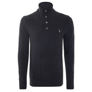 SWEATSHIRT Gant Homme Sweatshirt Antracite