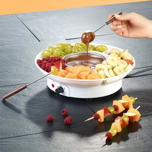 CHOCOLATIÈRE   Chocolatière électrique pour fondue au chocolat