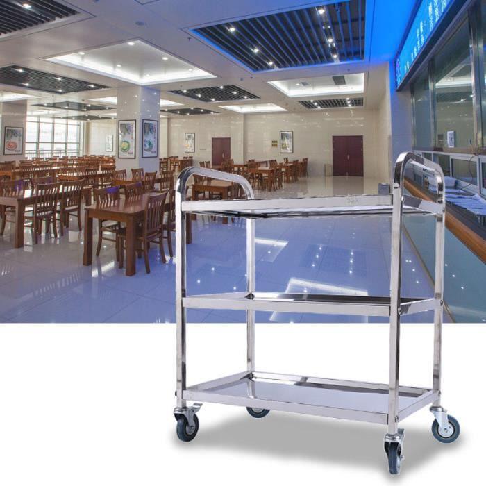 Chariot de service cuisine achat vente pas cher for Service de cuisine