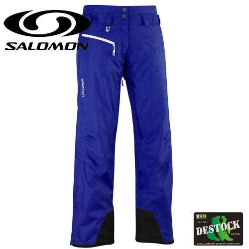 Sideways Ii 3l Pantalon Ski Bleu - Prix pas cher - Cdiscount 60485014021