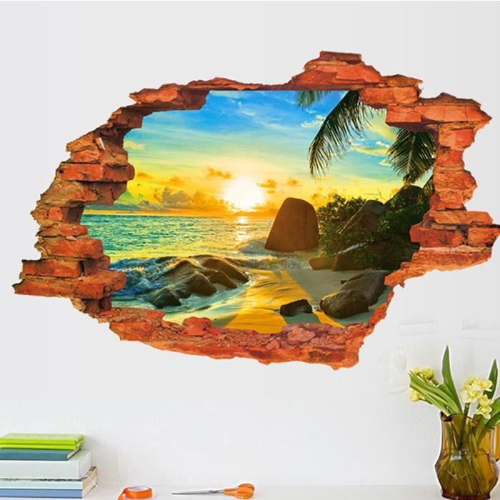 Poster mural paysage achat vente poster mural paysage pas cher cdiscount for Poster mural paysage pas cher