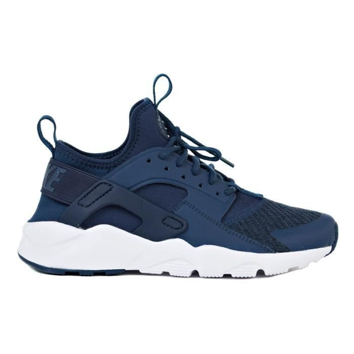 061f5aa7ec4ba Chaussures Nike Air Huarache Run Ultra SE GS Bleu Bleu - Achat ...